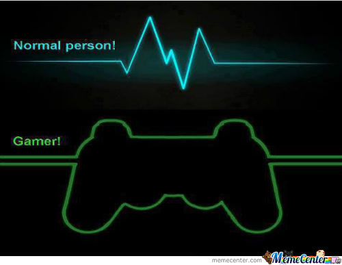 I Have Gamers Heart Beat!!