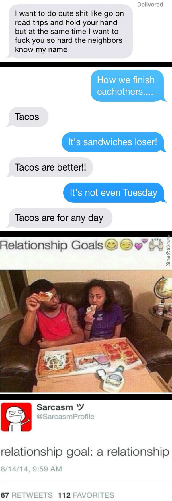 i have some serious relationship goals_o_4481859 i have some serious relationship goals by guest_30748 meme center