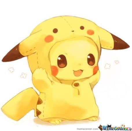 I Heard You Like Pikachu