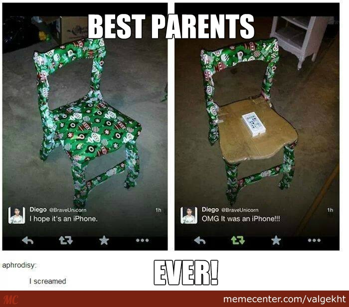 I Hope Its An Iphone...oh Wait, It Is!