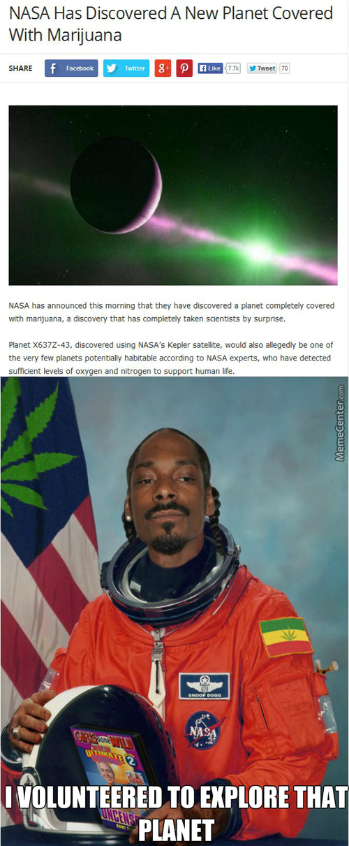 I Hope Snoop Dog Will Explore This In The New Interstellar Movies ...
