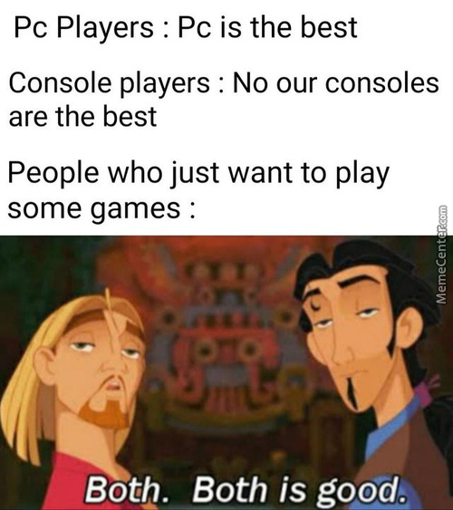 I Just Want To Play Some Games Man