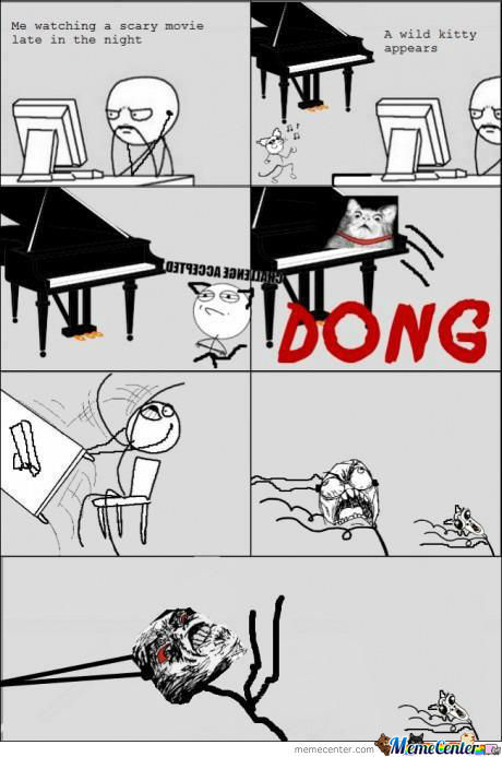 I Know This Is A Repost But It's My Favorite Rage Comic So Stfu I Love It <3