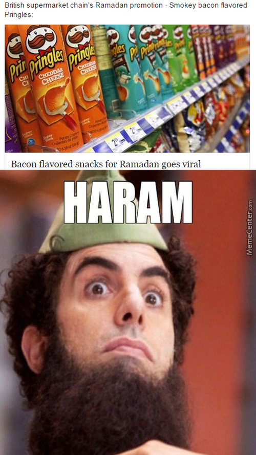 I Know What You Had Last Ramadan!