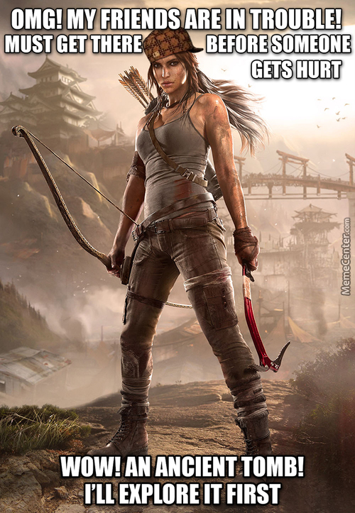 I Like Tomb Raider: Anniversary And Underworld More.