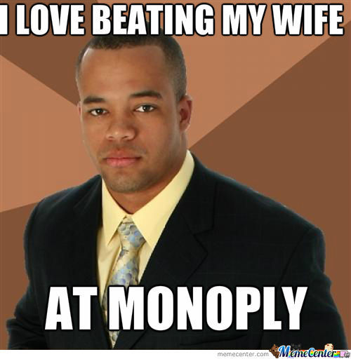 I Love Beating My Wife