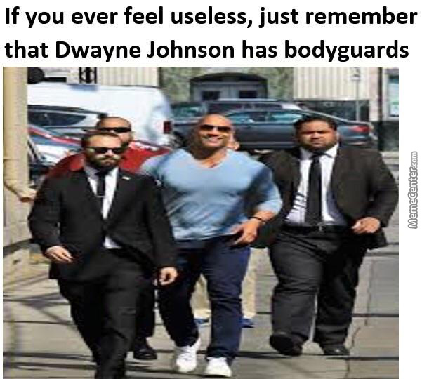 I Mean, He Could Take On 20 People