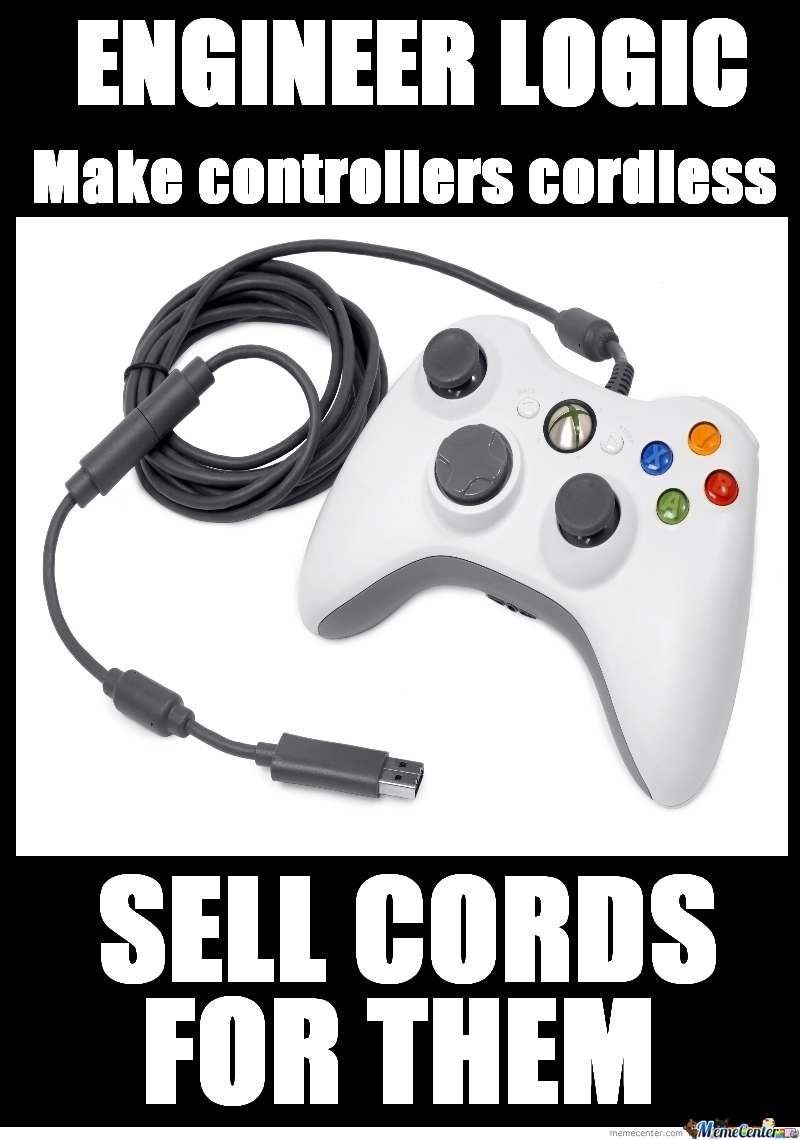 I Miss The Corded Controllers