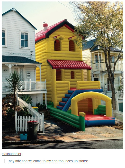 I Must Find This House!