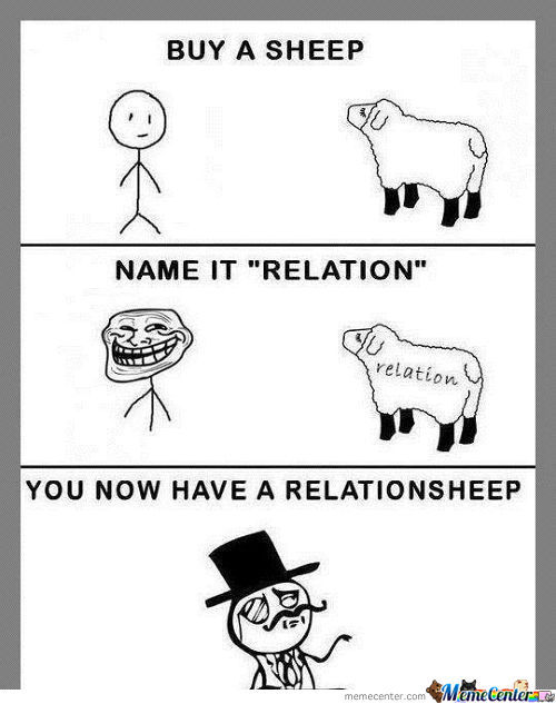 I Need A Relationsheep Xd