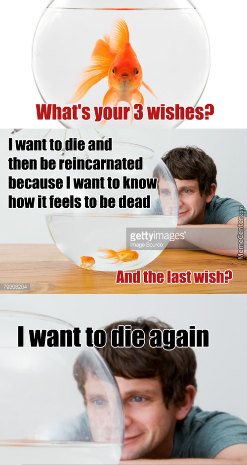 I Need Only One Wish