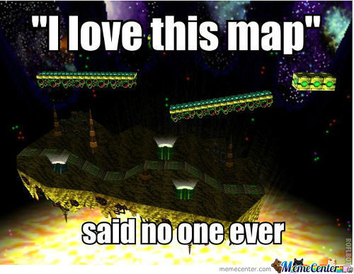 I Never Liked This Map