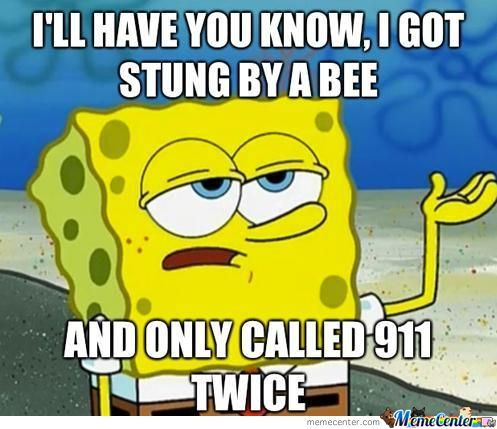 I Only Called 911 Twice