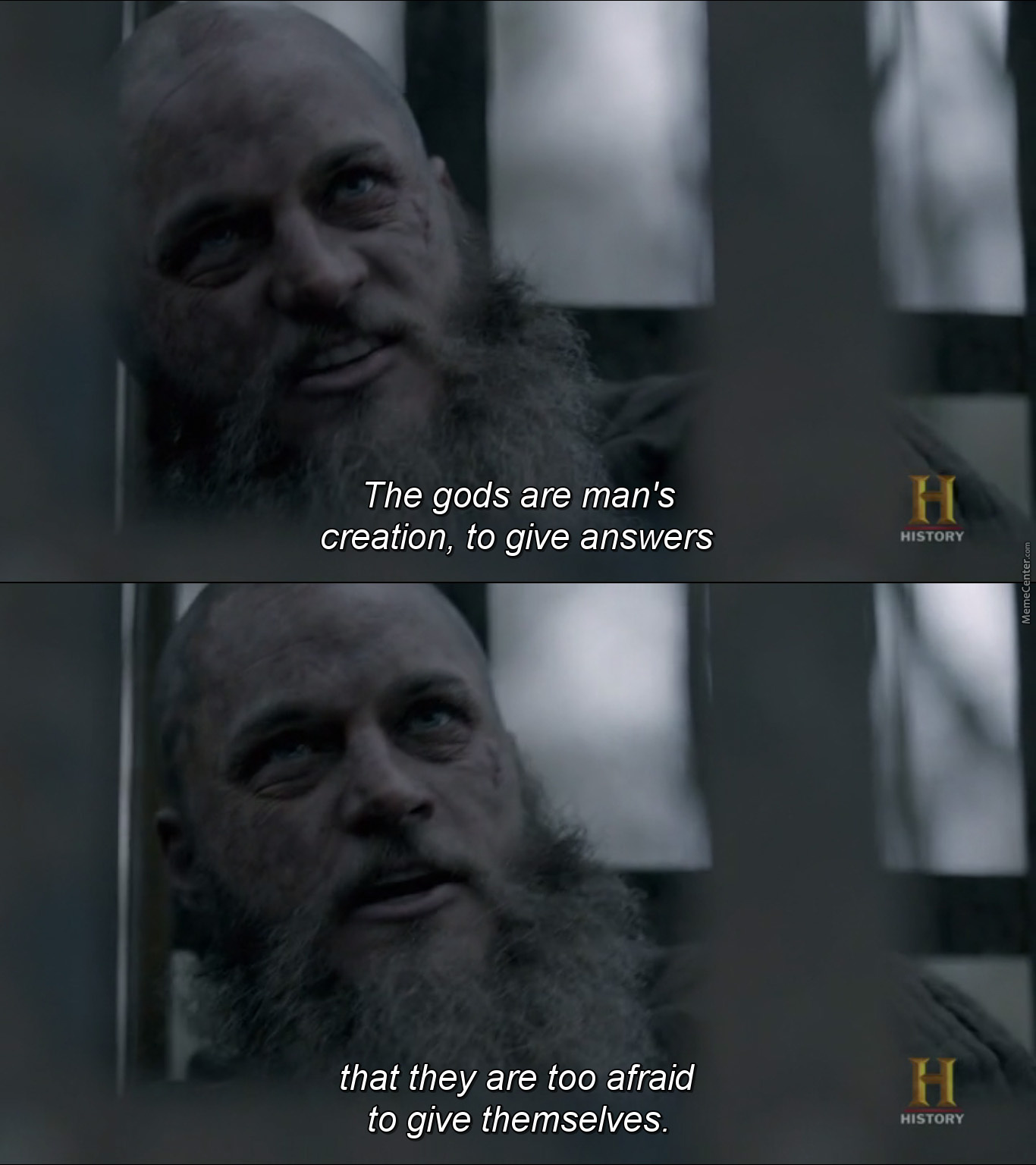 I Really Miss Him... Very Good Series (Vikings)
