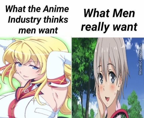 I Say, Give The Fans What They Want