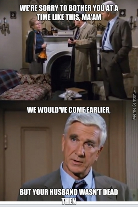 I Still Miss Leslie Nielsen And His Comedy-Gold Acting