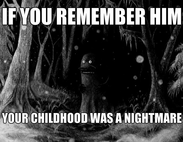I Still See The Groke In My Nightmares