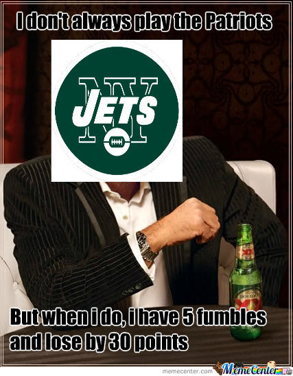 The Jets Suck