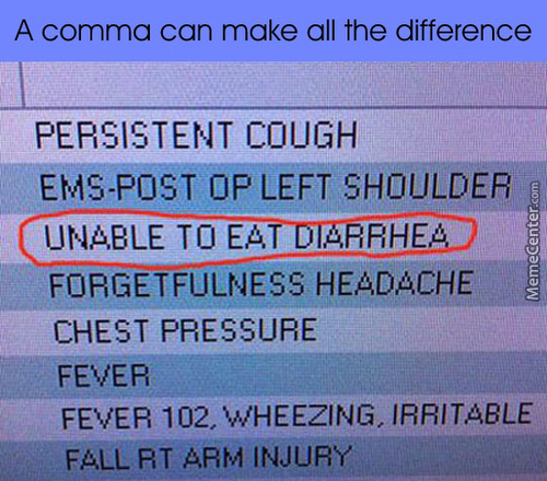 I Too Am Unable To Eat Diarrhea