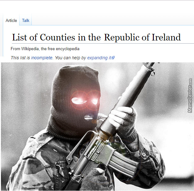 I Used This To Get The Image Of The Ira Dude And Thought It Was Pretty Funny