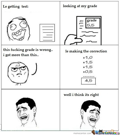 I Used To Do This!