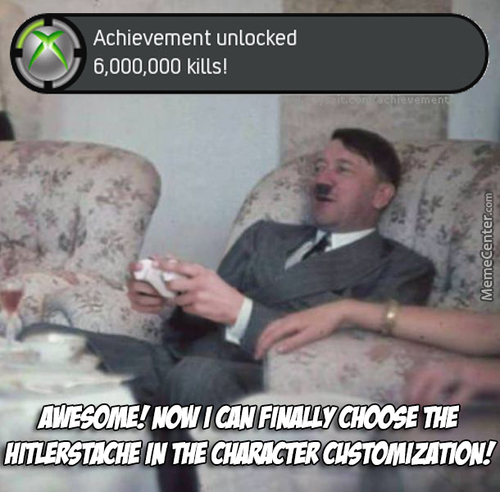 I Want Him To Play Wolfenstein 3D