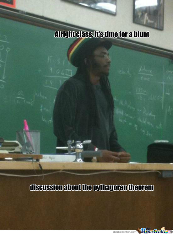 I Want That To Be My Teacher