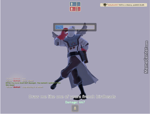 """I Was Playin"""" Tf2,when...."""