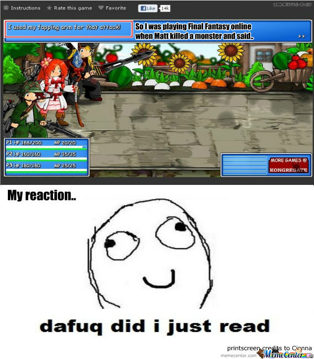 i was playing final fantasy when_o_998921 i was playing final fantasy when by nekorin meme center