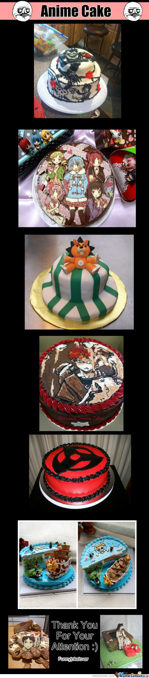 I Wish I Had These Cakes For My Birthday