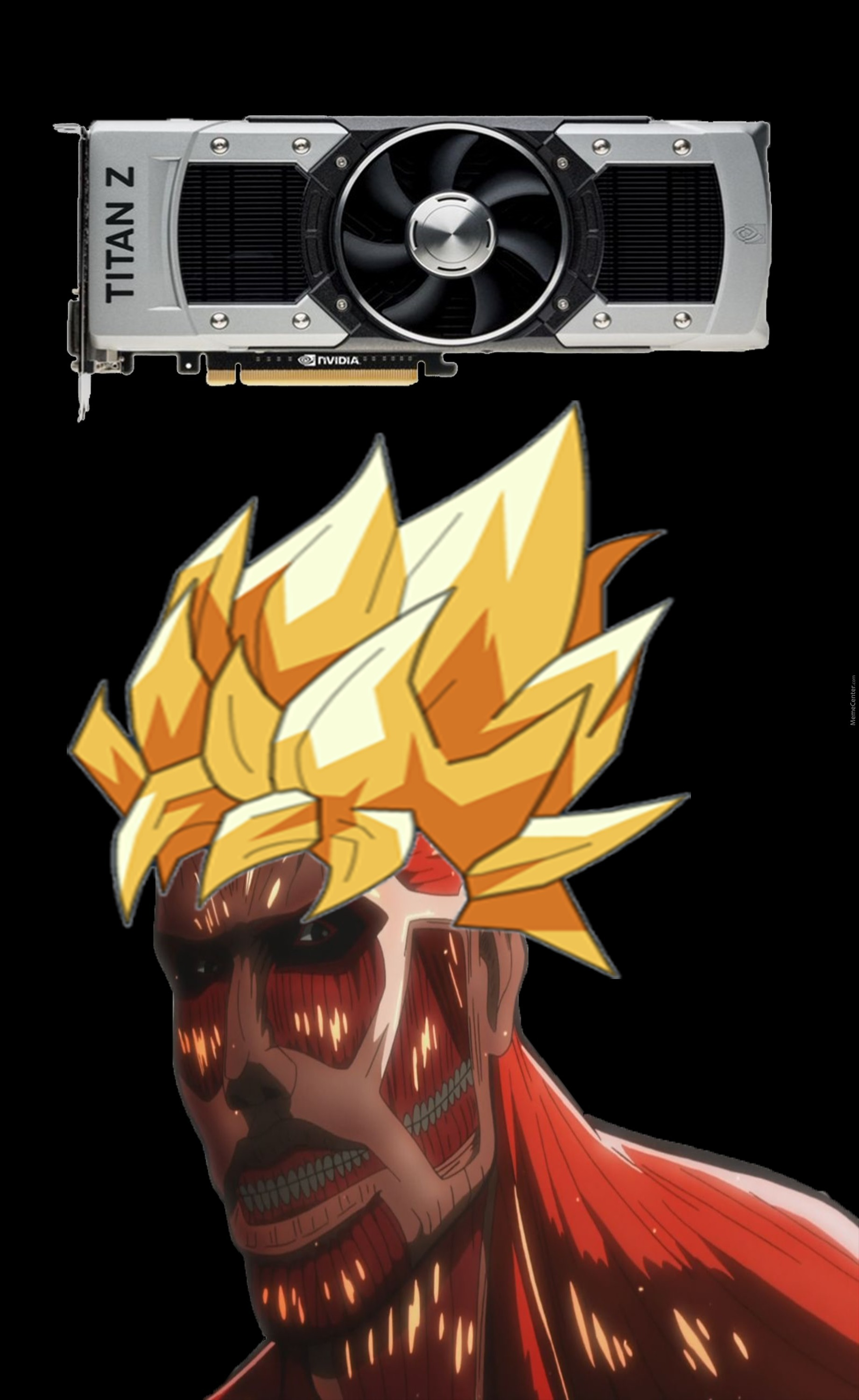 i would sell my soul to get this graphic card by m h m meme center