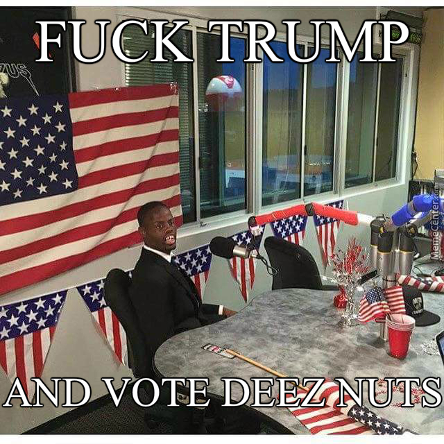 I Would Vote For Him by guest_7114 - Meme Center