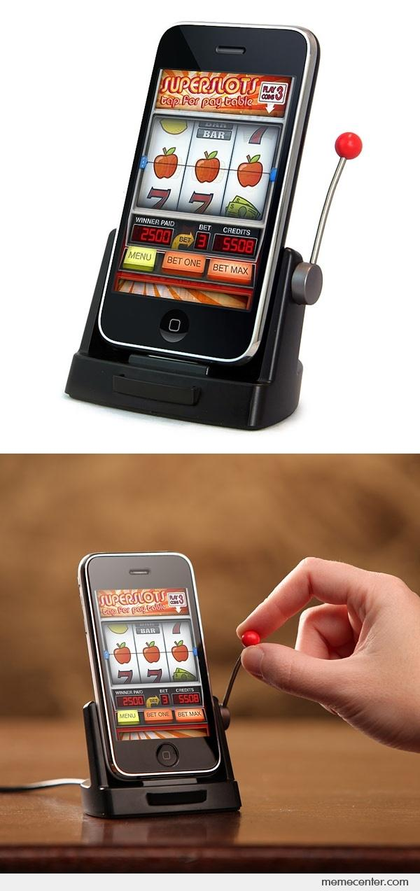 Iphone Slot Machine