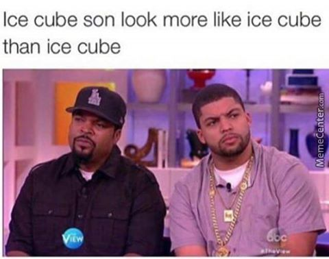 Ice Cube Wanted To Make Straight Outta Compton So Bad That He Spent 23 Years Making The Perfect Actor To Play Him