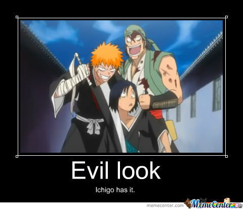 ichigo is little devil_o_1435331 ichigo is little devil by nobody cares meme center