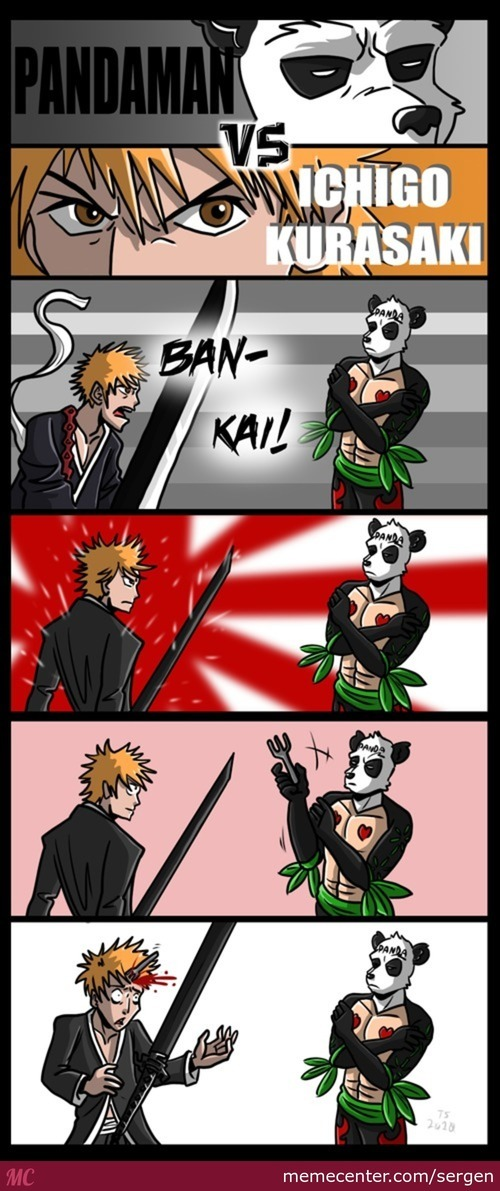 Ichigo Vs The Ultimate Master Of Chaos