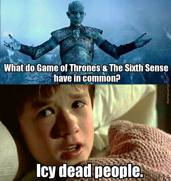Icy Dead People