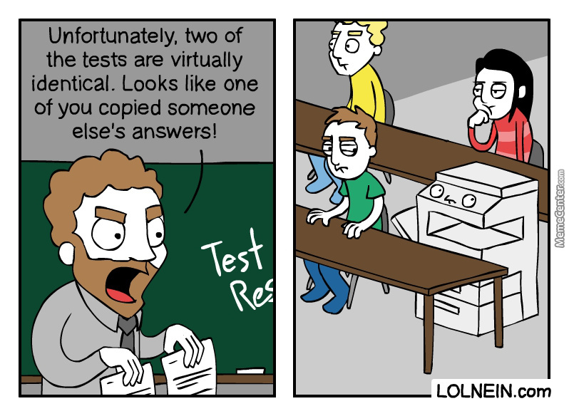 Identical Tests