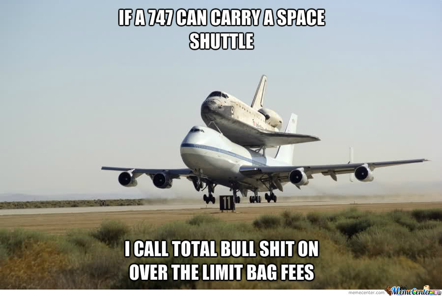 If A 747 Can