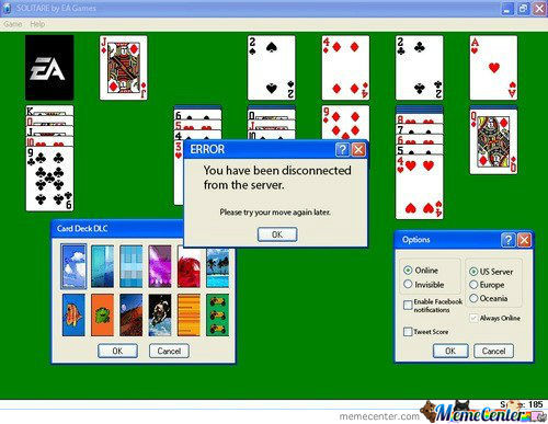 If Ea Published Solitaire