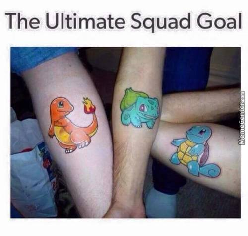If I Had A Squad