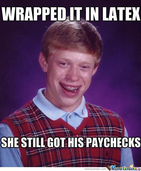 If It Werent For Bad Luck Id Have No Luck At All By Briantazelaar3