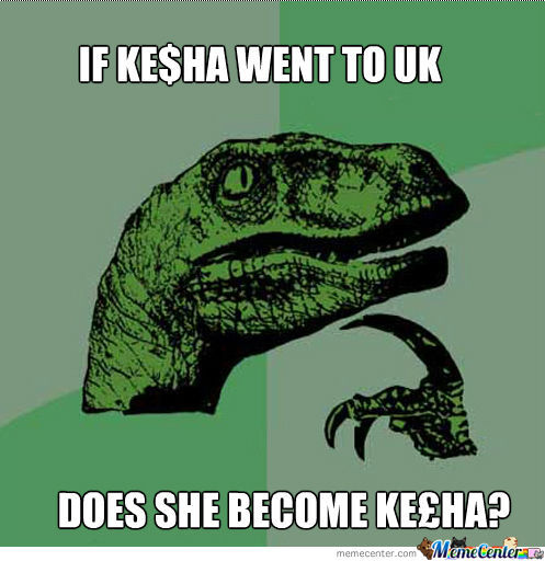 If Ke$Ha Went To Uk