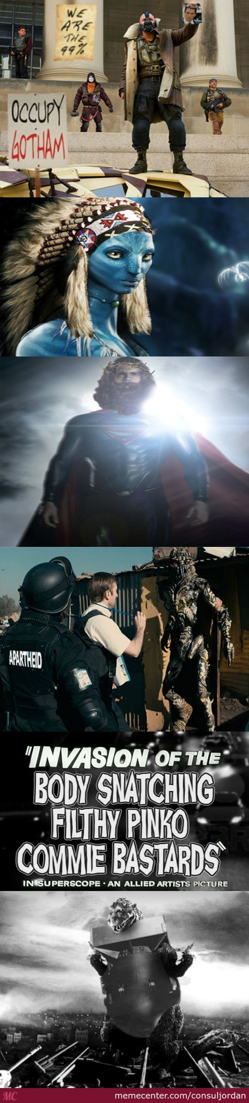 If Movie Symbolism Was More Obvious