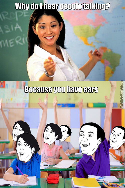 If She Teaches Kids She Should Know This Answer