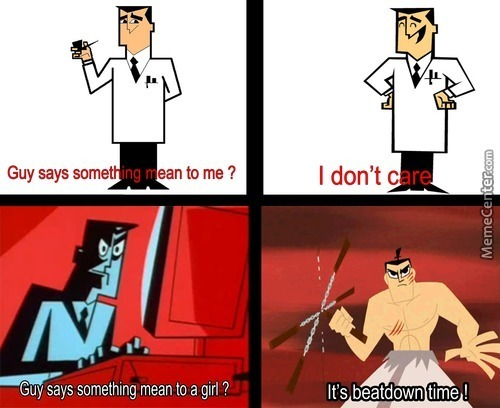 If Someone Is Dissing Your Fly Girl, Professor Utonium Will Help