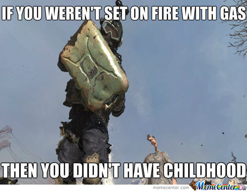 If They Didn't Set You On Fire...