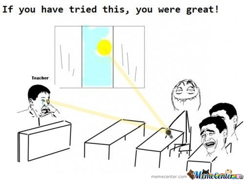 If You Did This, U Are Great
