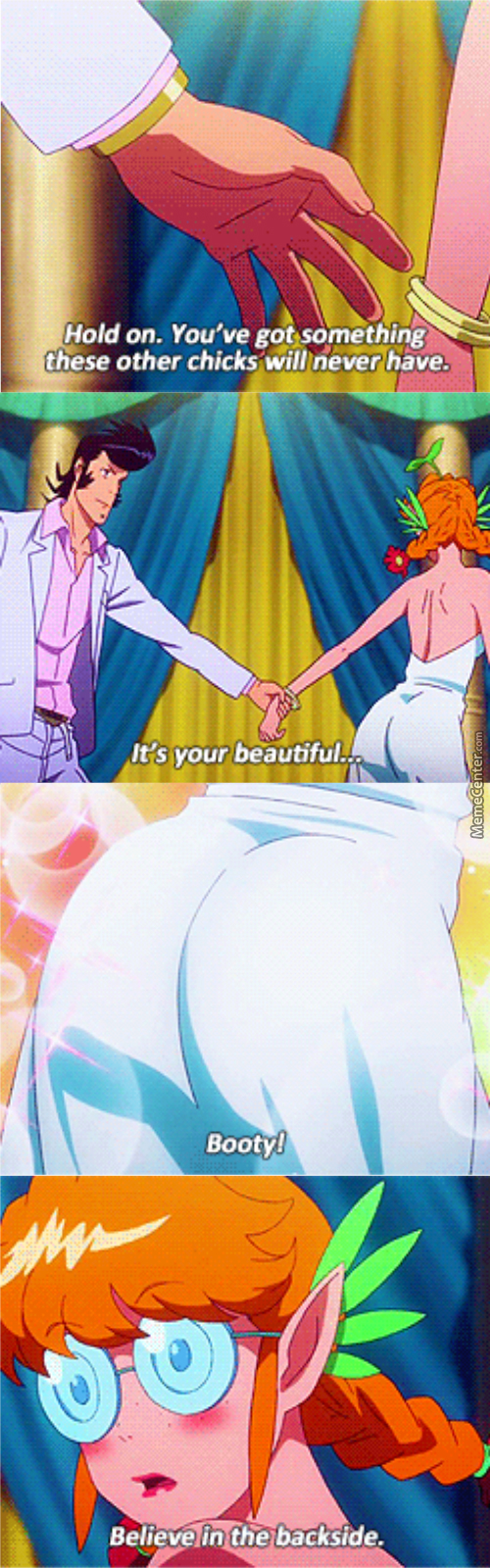 If You Don't Like Space Dandy For Dandy Then Bye