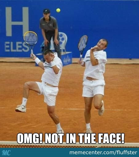If You Ever Thought Tennis Was For Men.. Well.. Nuff Said..